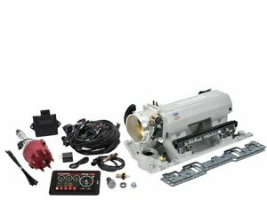 For 1963 1968 Chevrolet Chevy Ii Fuel Injection System Edelbrock 43582zh 1964