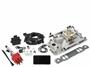 For 1963 1968 Chevrolet Chevy Ii Fuel Injection System Edelbrock 91755dm 1964