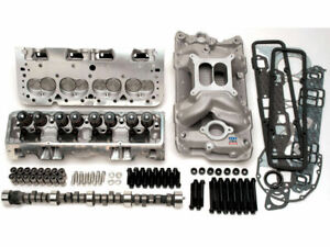 For Chevrolet One Fifty Series Power Package Top End Kit Edelbrock 38387tf