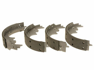 For 1966 1981 Oldsmobile Toronado Brake Shoe Set Rear Ac Delco 59138fd 1967 1968