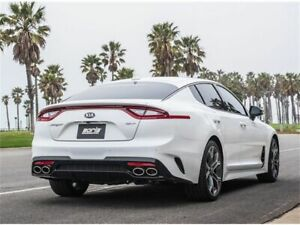 For 2018 2019 Kia Stinger Exhaust System Borla 84913qd 3 3l V6