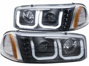 For 2001 2003 2005 2006 Gmc Sierra 1500 Hd Headlight Set Anzo 89846tk 2002