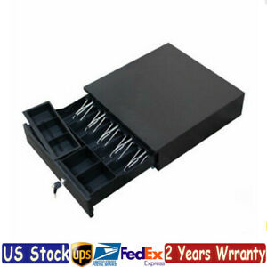 High end Home Commercial Use Compartment Cash Box Money Storage Drawer Coin Tray