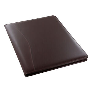 Royce Premium Bonded Leather Classic Personal Planner Padfolio choice Of Color