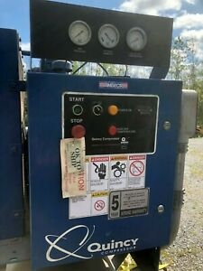 Quincy Air Compressor Qsb 40