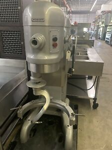 Hobart H 600 60 Qt quart Mixer Bowl hook Wire Whip Commercial 1 Phase