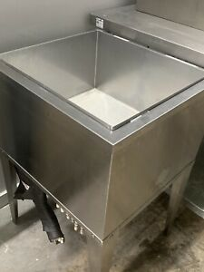 23 x21 Ice Bin With 8 Circuit Cold Plate