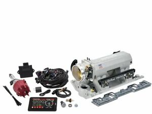 For 1957 1958 Chevrolet Del Ray Fuel Injection System Edelbrock 52798yy