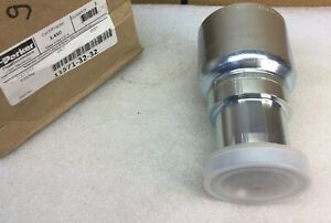Parker 11571 32 32 2 Crimp style Sae 61 Flanged Hydraulic Fitting New