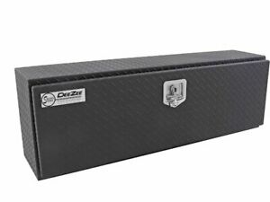 For 1981 1993 Dodge D350 Bed Side Rail Tool Box Dee Zee 54224wk 1982 1983 1984