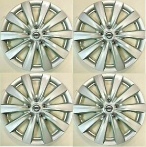 4 New Set 16 Hubcap Wheel Cover Fits 2011 2018 Nissan Quest Free Shipping