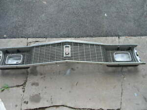 1973 1974 1975 Duster Grille