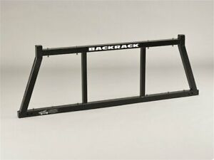 For Gmc K1500 Cab Protector And Headache Rack Backrack 67511bw