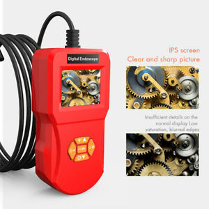 2 4 ips Hd Monitor Digital Detection Endoscope Borescope Inspection Video