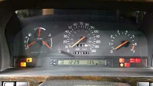 95 Volvo 850 T5 r Speedometer Cluster Assembly Tested Oem