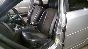 04 07 Cadillac Cts v Seat Set front rear Oem Leather suede