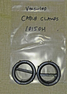 Emco Vmc 100 Cnc Mill Interface Cable Clamps 1015oh