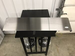 Cornelius Ed 300 Front Panel W Screws Stainless Fountain Soda Ccp 1070718