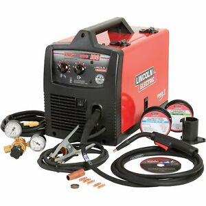 Lincoln Easy Mig 180 Welder 180 Amps 230v k2698 1