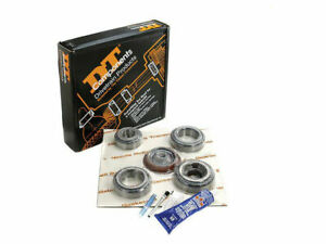 For 1982 1990 Gmc S15 Axle Differential Bearing And Seal Kit Rear Timken 51234pt