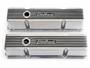 For Pontiac Grand Prix Engine Valve Cover Set Edelbrock 46246fy