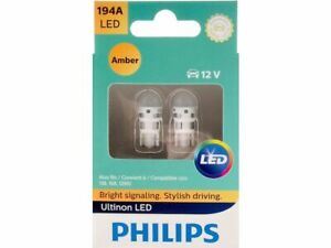 For Mitsubishi Mirage Side Marker Light Bulb Philips 98996xf