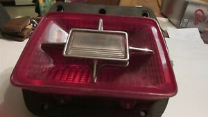 Nos 1969 Ford Galaxie Xl Ltd Custom 500 Rear Taillight Body Lens And Gasket Asby