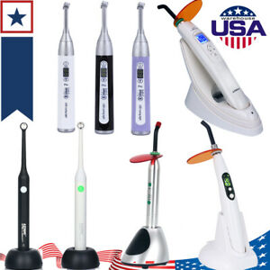 Woodpecker Style Dental Led Curing Light Cure Lamp Cordless Wireless 1s Curing