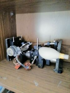 Dye Jet Laser Head Coherent Has All The Optics Perfect Condition