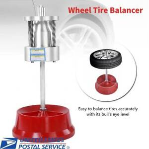 Car Truck Wheel Tire Hubs Balancer Portable Accurate Level Lightweight