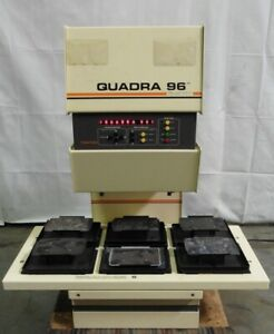 G162340 Tomtec Quadra 96 Model 320 6 station Automatic 96 well Liquid Handler