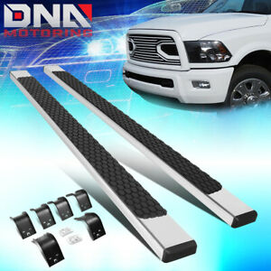 For 2009 2020 Ram Truck 1500 2500 Extended Cab 5 Nerf Step Bar Running Boards