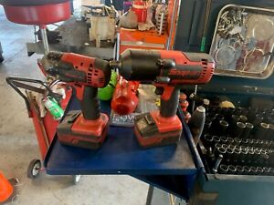 Snap On Battery Power Tools