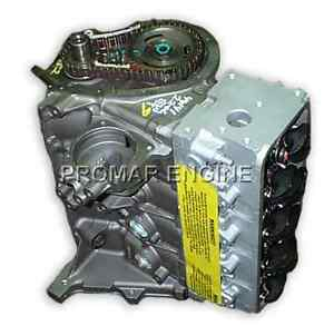 Remanufactured 96 03 Gm 2 2 Chevy Long Block Engine