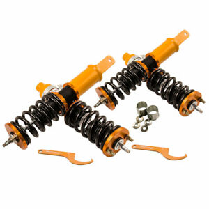 For Honda Civic 1988 1991 90 93 Acura Integra Adjustable Damper Coilovers Kits