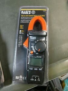 Klein Tools Cl210 400a Ac Auto ranging Digital Clamp Meter W Temperature New