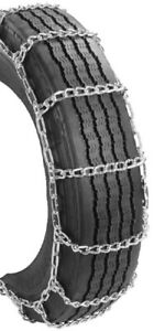 Rud Highway Service Single 285 70 16 Truck Tire Chains 2228cam