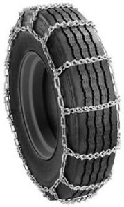 Rud V bar Single 285 70 16 Truck Tire Chains 2828cam