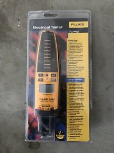 Fluke T pro Electrical Tester Brand New In Sealed Package