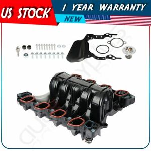 New Intake Manifold Fits 2002 2005 Ford Explorer Mercury Mountaineer 2l2z 9424 a