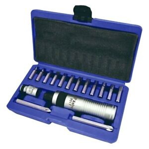 Astro Pneumatic Tool Hand Straight Air Impact Wrench Set