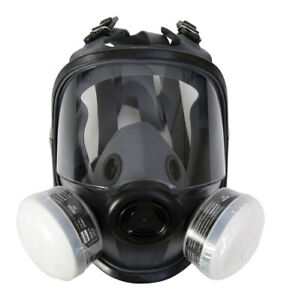 Honeywell North R95 Pat Spray And Pesticide Full Facemask Respirator M l
