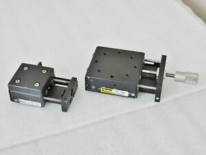 Parker Daedal 4004 dm 802 7836b Ball Bearing Positioner Stage Positioning Stages