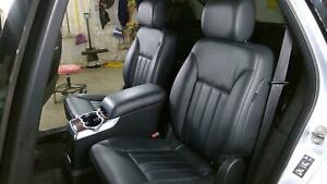 06 10 Mercedes Benz R Class 2nd Row Seats Black Code 100 Pair Left Right