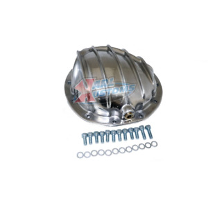 Gm 8 8 Ring Gear 12 Bolt Differential Rearend Cover Polished Aluminum