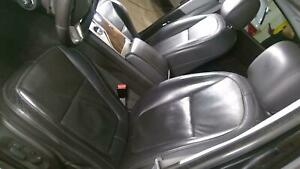 09 Jaguar Xf Complete Leather Seat Set front rear Heated cooled memory