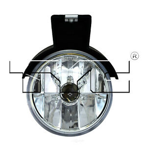 Fog Light Assembly Fits 1997 2000 Dodge Dakota Dakota durango Tyc