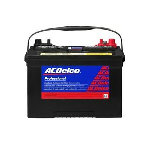Acdelco Dc27 Battery