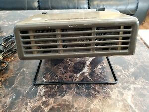 Vtg Arvin Portable Combination Electric Heater Fan 29h60 2 750 1500 Watts