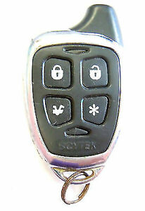 new Clean Scytek T5 g 5 Button Remote Key Fob 1000rs 4000rs
